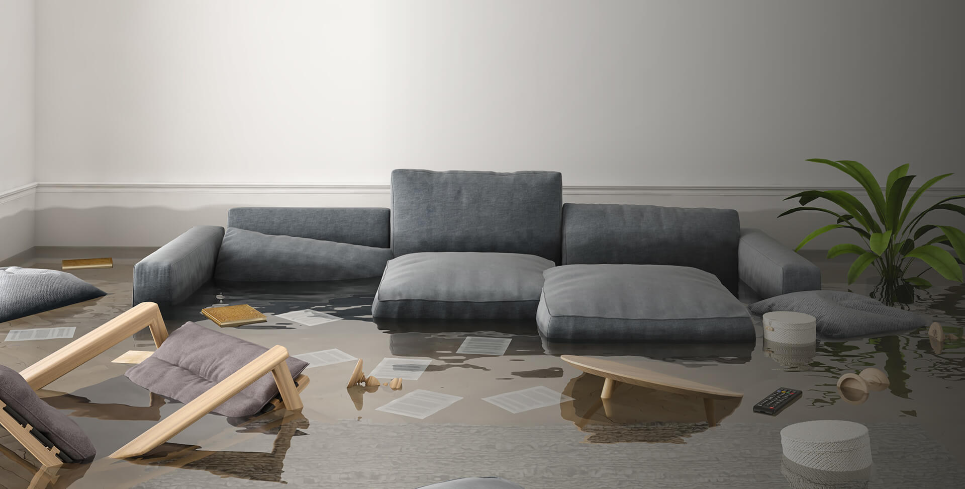 Sonde inondation